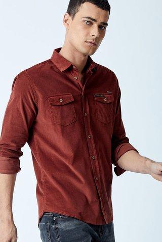 33289520f Camisa Veludo Classic