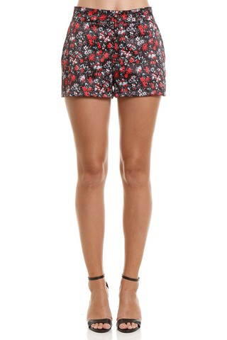 Short Alfaiataria Estampado na internet