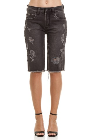 Bermuda Jeans Destroyed - SHOP COLCCI OFICIAL