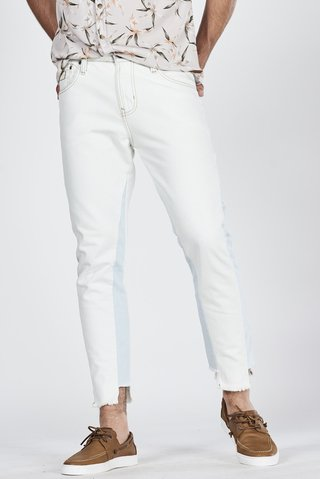 Calca Jeans John Cropped na internet