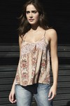 Blusa Estampa Flower