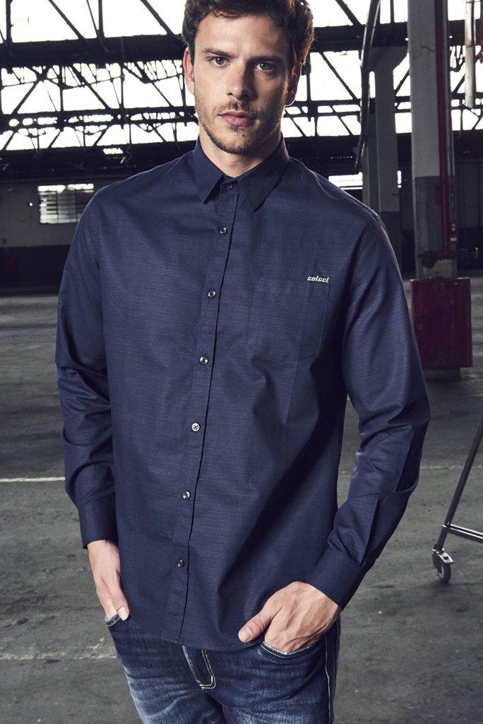 174543ec4 Camisa Slim - Comprar em SHOP COLCCI OFICIAL