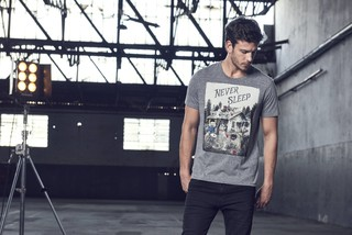 Camiseta Never Sleep - loja online