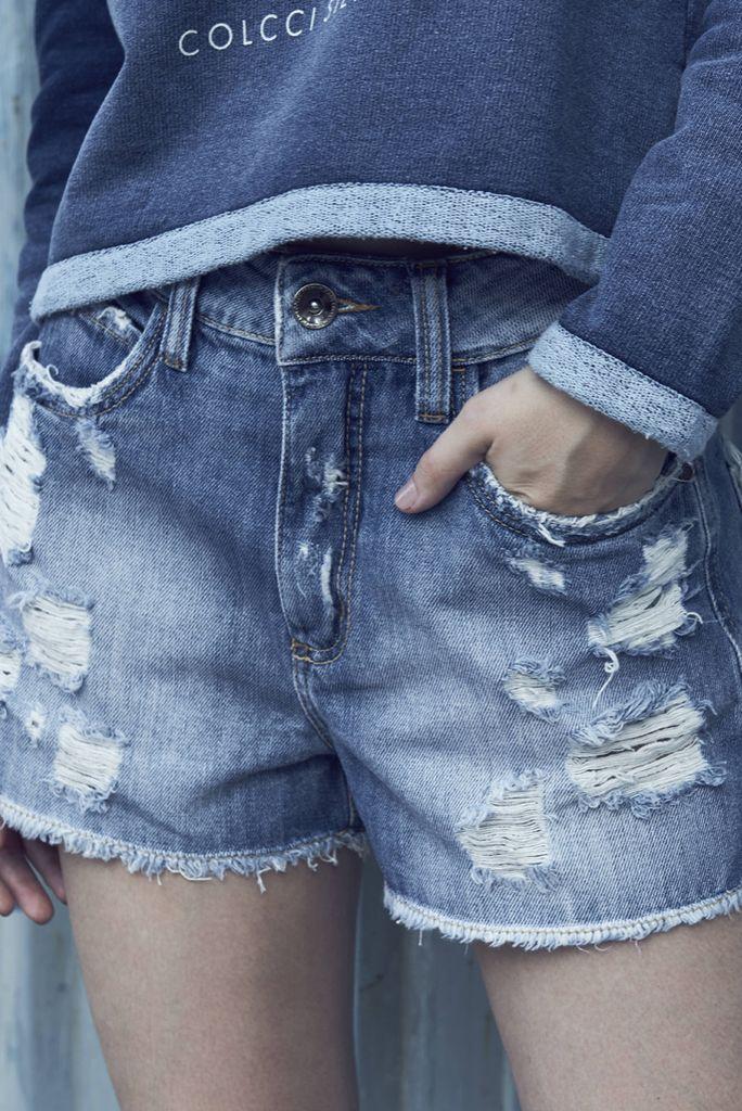 f18c1e9c5 Short Jeans Taylor Short Jeans Taylor - comprar online ...