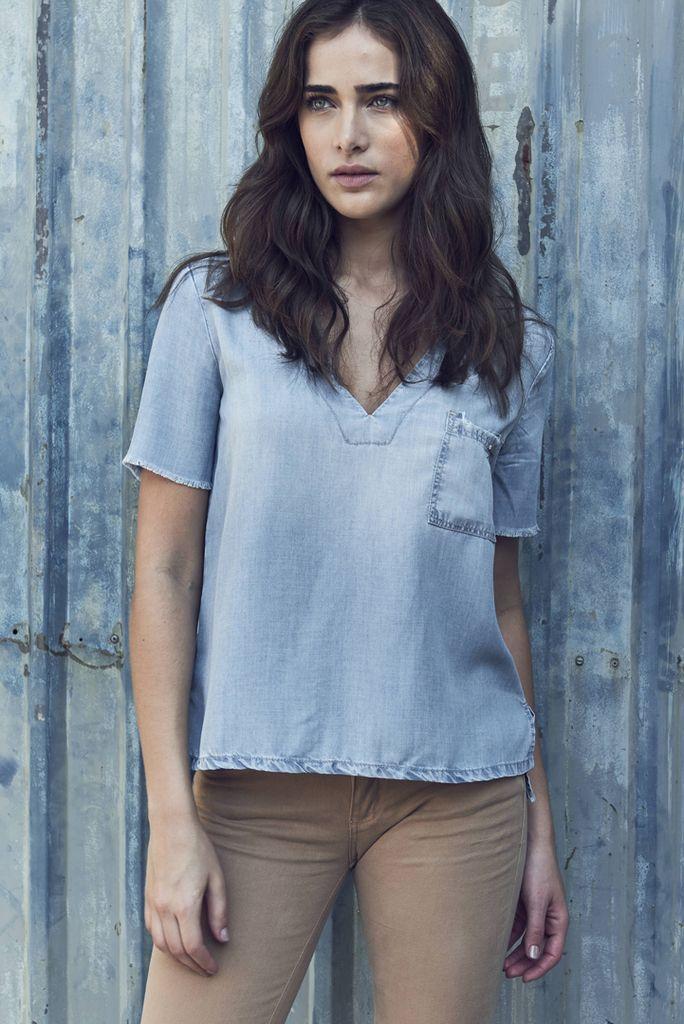e9aa226114 Blusa Jeans - Comprar em SHOP COLCCI OFICIAL
