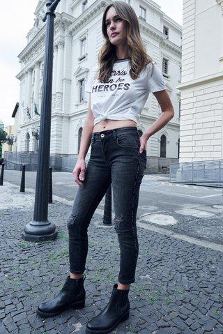 Calca Jeans Fatima - Comprar em SHOP COLCCI OFICIAL d0e7527c9690b