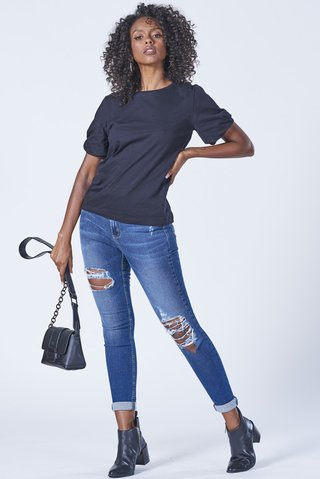 10c7a9db0 Calça Jeans bia Premiun Denim - SHOP COLCCI OFICIAL