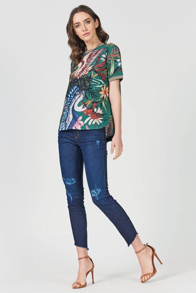 15f7bc066 Calca Jeans Fatima eco Soul - SHOP COLCCI OFICIAL