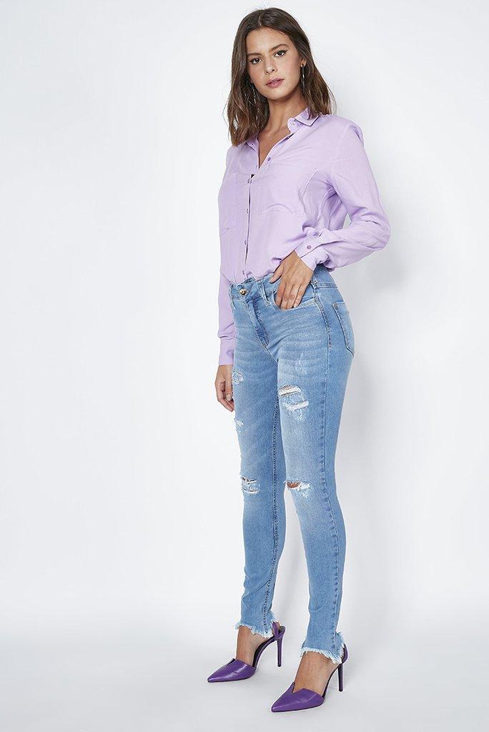 fb46560d0 Calça Jeans bia Premium Denim Calça Jeans bia Premium Denim - comprar  online ...