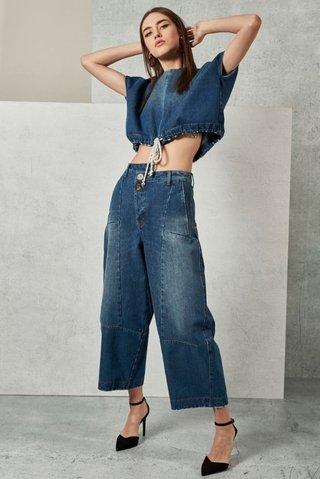 Vestidos jeans lojas c&a