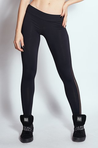 Calca Legging com Tela na internet