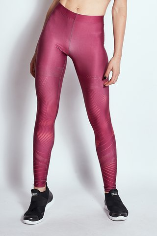 Calca Legging Estampada