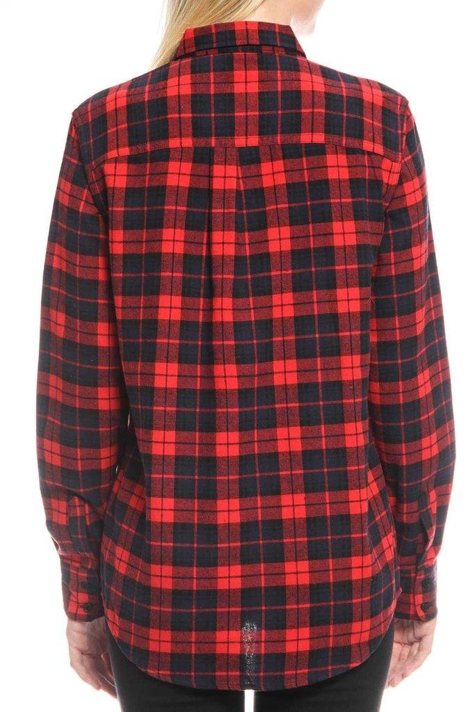 0de23efad7 Camisa Flanela Xadrez - Comprar em SHOP COLCCI OFICIAL