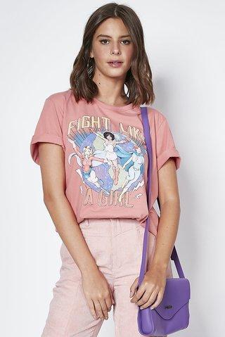 8443363e34 Camiseta Básica Estampada - SHOP COLCCI OFICIAL