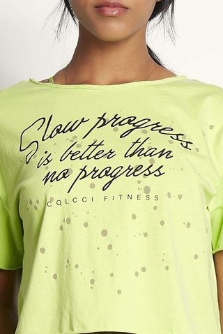 Camiseta Estampada Progress - comprar online
