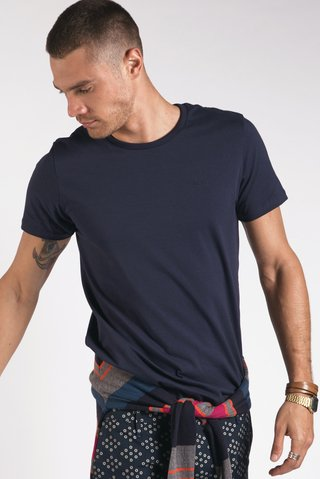 a19f04cf4f Camiseta Manga Curta Basics - SHOP COLCCI OFICIAL