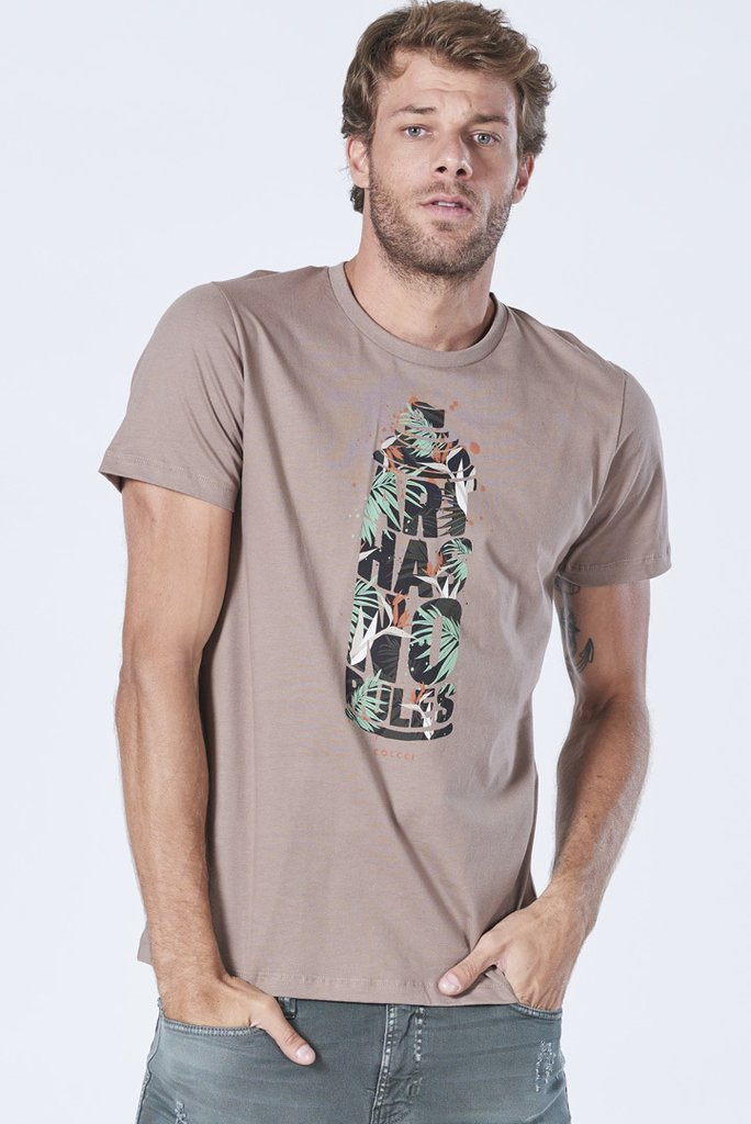 Camiseta Estampada art