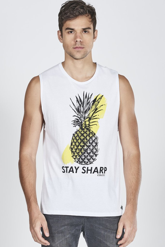 Regata Estampada Pineapple