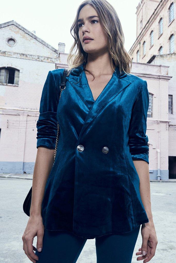e74dd763e Blazer Veludo Blazer Veludo - comprar online Blazer Veludo na internet Blazer  Veludo - SHOP COLCCI OFICIAL