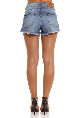 Short Jeans Bordado na internet