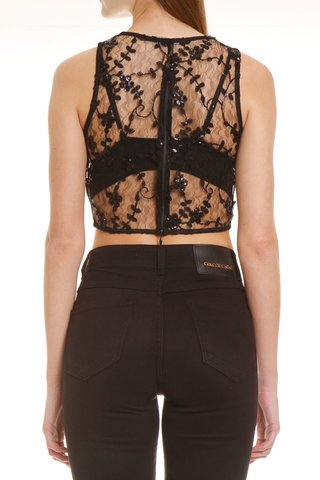 Top Bordado Paete - SHOP COLCCI OFICIAL