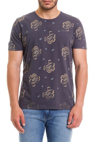 Camiseta Flower na internet