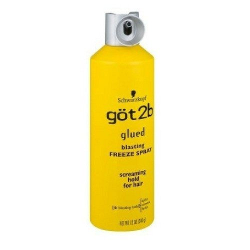 Freeze Spray Glue - Göt2b / Schwarzkopf  -  340g