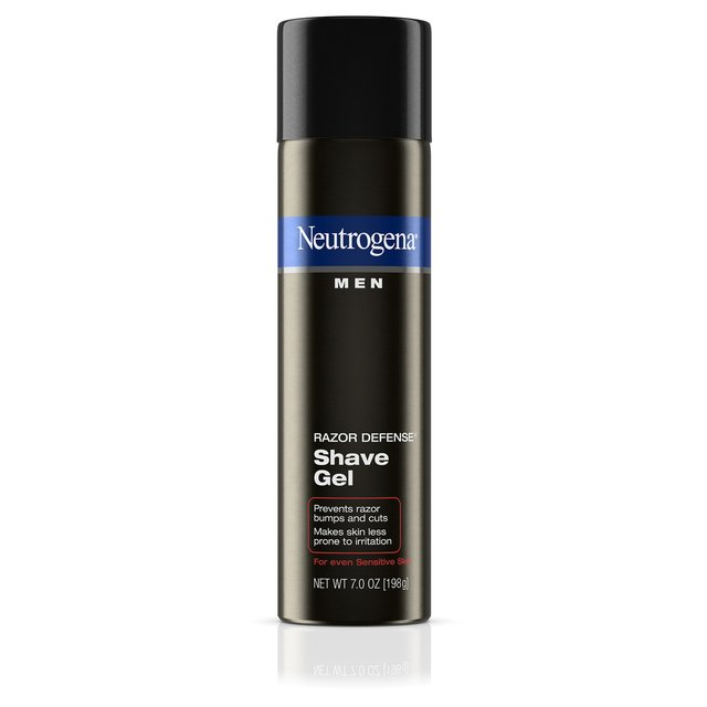Gel de barbear Neutrogena