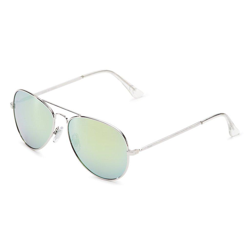 fb5752b21c89b Óculos aviador Vans com lentes coloridas