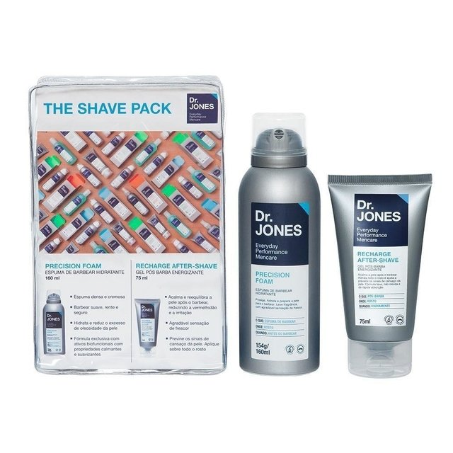 Kit cuidados diários The Everyday Pack  Dr. Jones - comprar online