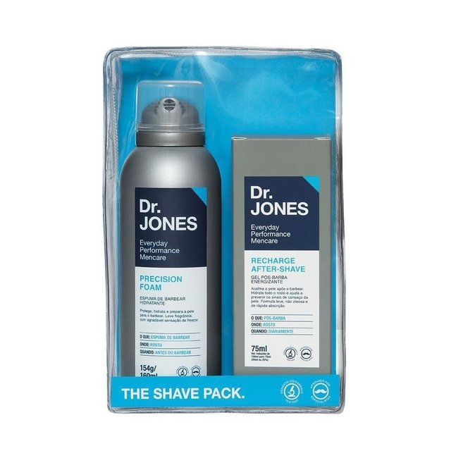 Kit cuidados diários The Everyday Pack  Dr. Jones