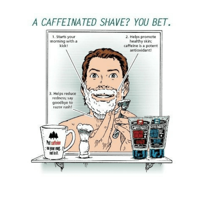 Creme pós barba Pacific Shaving Co. na internet