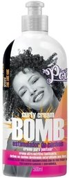 Beautypoo - Creme para Pentear Curly Cream Bomb - Soul Power 500ml