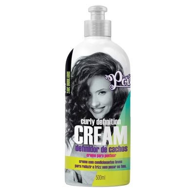 Beautypoo - Creme para Pentear Curly Definition Cream - Soul Power 500ml