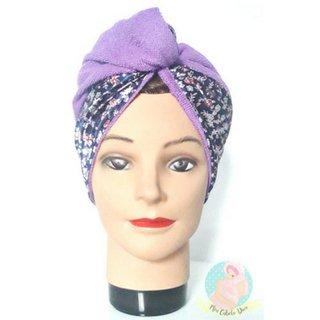 ... comprar-touca-atoalhada-microfibra-lilás-floral-beautypoo-cosmeticos ... e2acde80f77