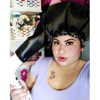 ... comprar-touca-cetim-difusora-beautypoo-cosmeticos ... d94e3cf6c09