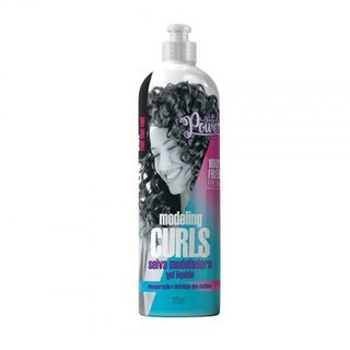 Beautypoo - Gel Líquido Modeling Curls Seiva Modeladora - Soul Power 315ml