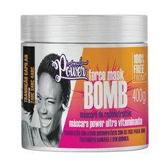 Máscara de Reconstrução Bomb Force Mask - Soul Power 400g