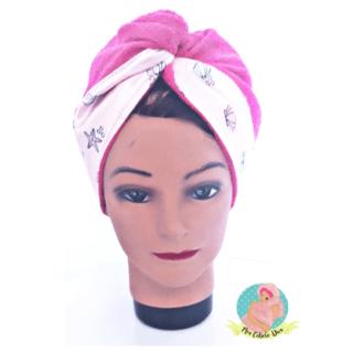 ... comprar-touca-atoalhada-microfibra-conchas-rosa-beautypoo-cosmeticos ... a3fa78ef940