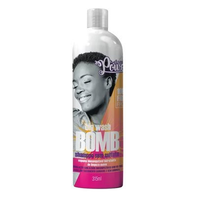 Beautypoo - Shampoo Sem Sulfato Big Wash Bomb - Soul Power 315ml