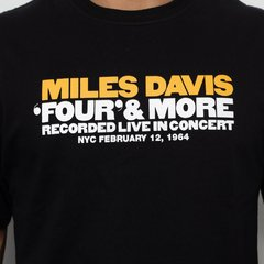 Remera Miles Davis Four & More - comprar online