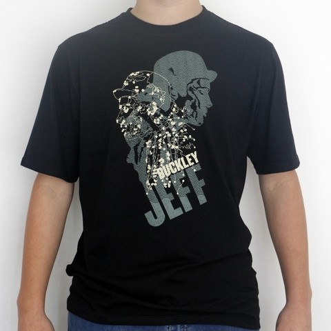 Remera Jeff Buckley