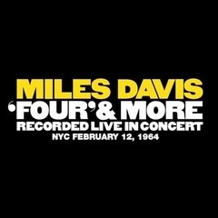 Remera Miles Davis Four & More en internet