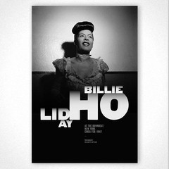 Poster Billie Holiday