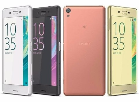 Sony Xperia X Performance 4g Lte 3gb Rom/32gb Rom/23mp Libre