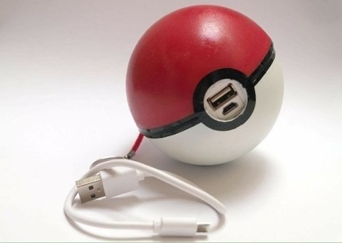 Cargador Portatil Pokemon 10000 Mah