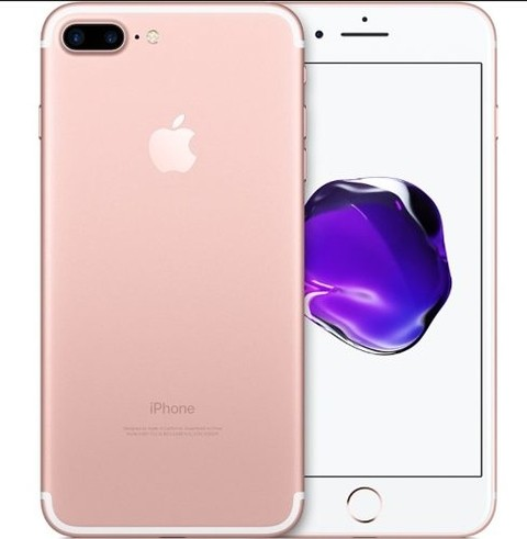 Iphone 7 Plus 256gb 5.5 Retina 4k Sellado Libre Envio Gratis