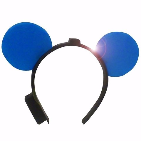 Diadema Mickey Con Luz LED