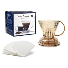 Clever Coffee Dripper 500ml + 100 Filtros