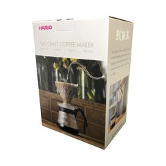 Kit Hario Barista Luxo, Buono 1L, Moedor Canister, Prensa, Kit Hario v60 02 80 Fts 02, Clever 300, Chemex 3 Xic 100 Fts - comprar online